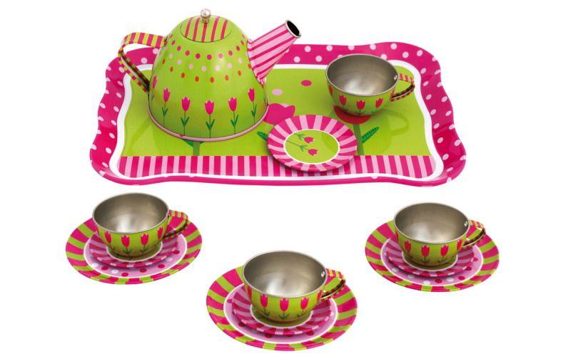 Bino Dětský čajový servis