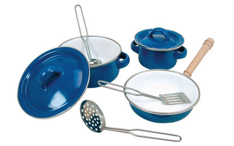 Bino Sada smaltovaného nádobí