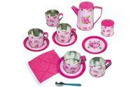 Zobrazit detail - Dětský čajový set růžový