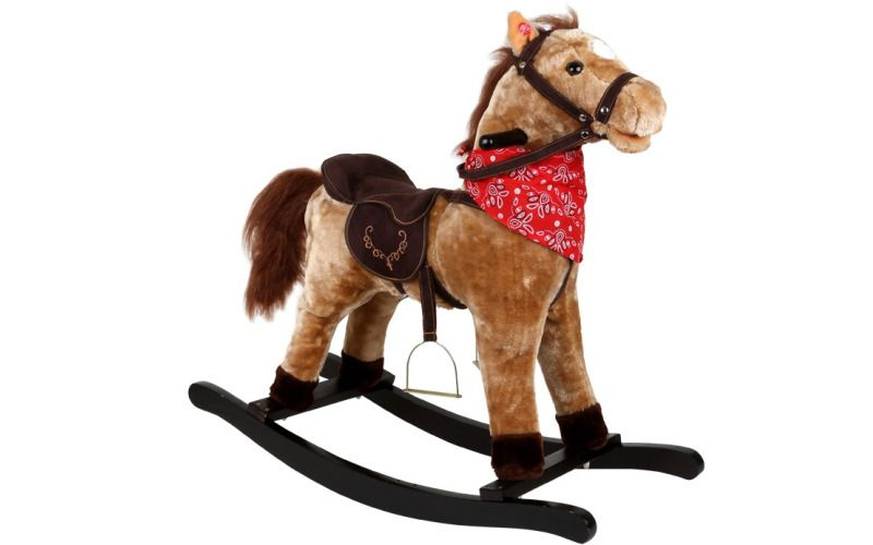 Legler Houpací koník westernový