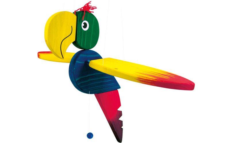 Papoušek - velký