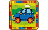 Zobrazit detail - Puzzle auto