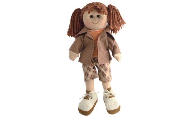 Le Tate Hadrová panenka Simona 42 cm