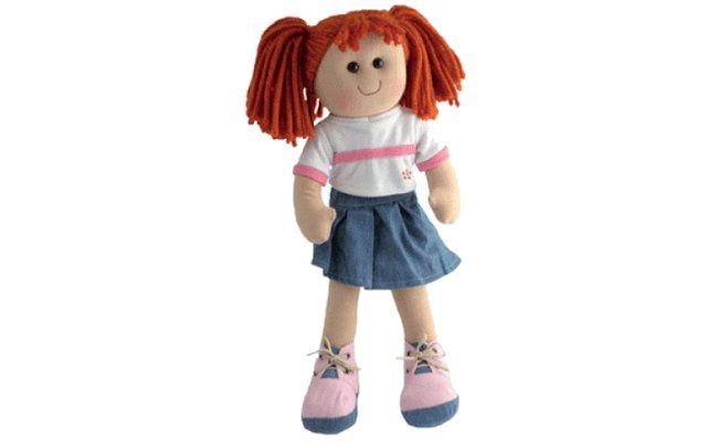 Le Tate Hadrová panenka Soňa 42 cm