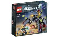 Zobrazit detail - LEGO Agents 70166 Nájezd Spyclopse