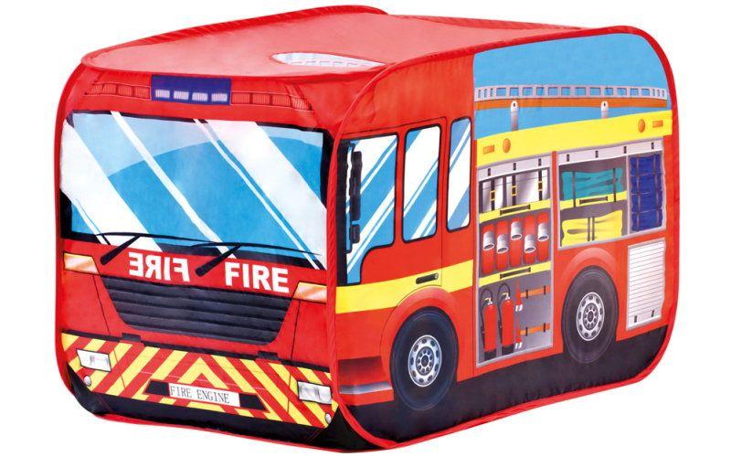 Bino Stan hasičské auto