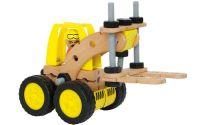 Zobrazit detail - Stavebnice Vysokozdvižný vozík a Silniční válec