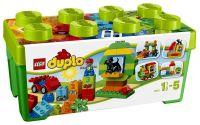 Zobrazit detail - Lego Duplo 10572 - Box plný zábavy