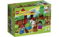 Zobrazit detail - LEGO DUPLO 10582 Lesní zvířátka