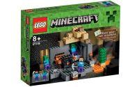 Zobrazit detail - LEGO Minecraft 21119 Hladomorna