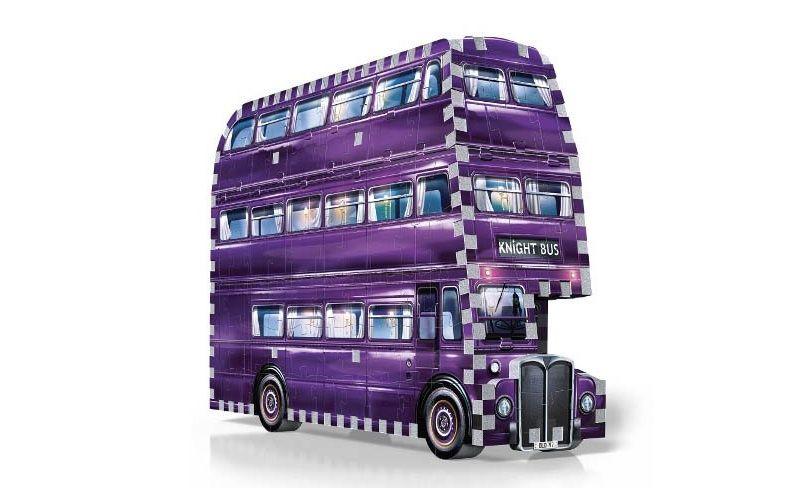 3D puzzle Harry Potter Záchranný autobus 280 dílků