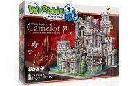 3D puzzle Hrad Camelot 865 dílků