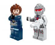 Enlighten Brick 1606 Kosmická Policie 213 dílů