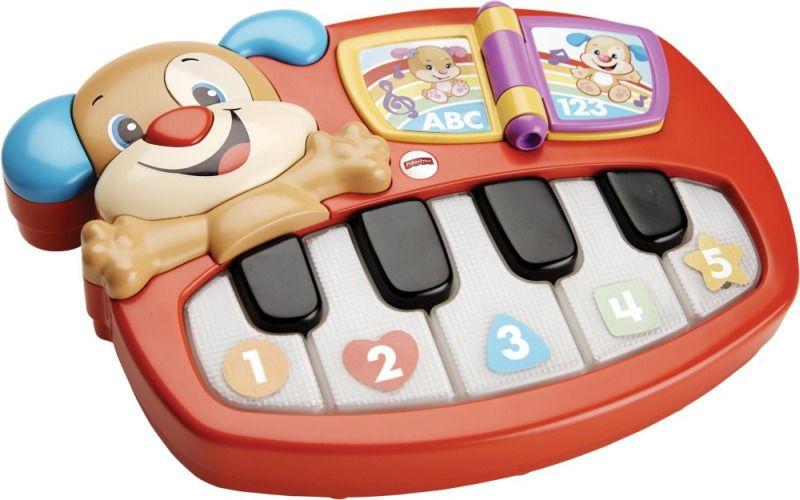 Mattel Fisher Price Mluvící pejskovo piano