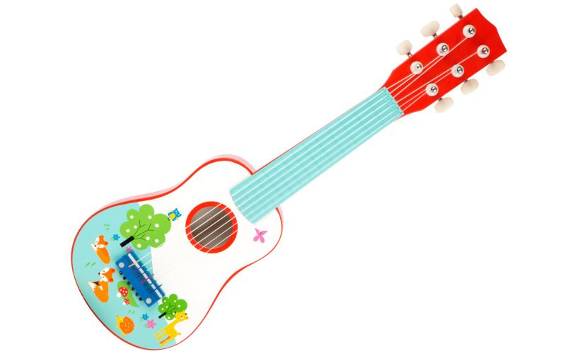 Kytara Malá liška