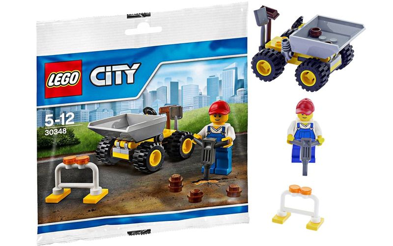 Lego LEGO City 30348 Mini dumper polybag
