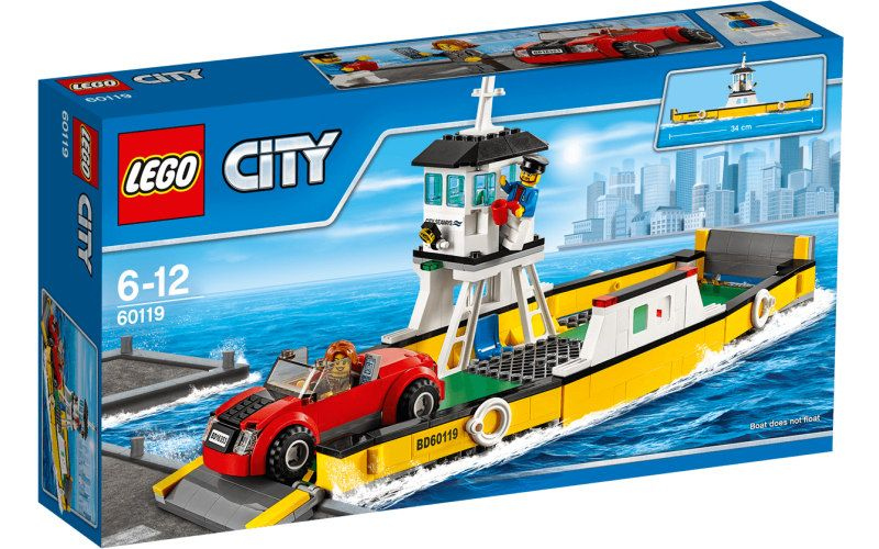 Lego LEGO City 60119 Přívoz