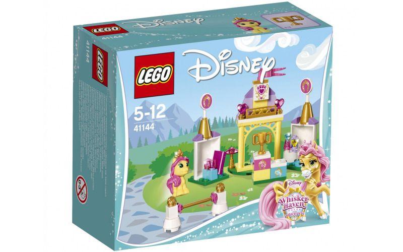 Lego LEGO Disney 41144 Podkůvka v královských stájích