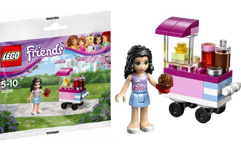 LEGO Friends 30396 Stánek s mufiny