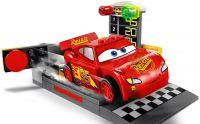 LEGO Juniors 10730 Vystřelovač Bleska McQueen