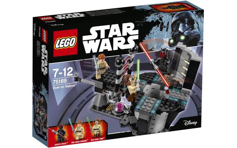 Lego LEGO Star Wars 75169 Souboj na Naboo