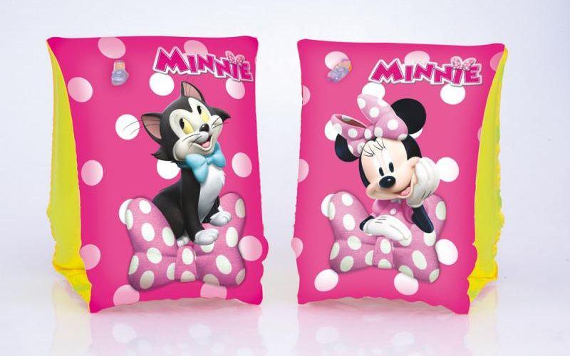 Nafukovací rukávky - Minnie, rozměr 25x15 cm