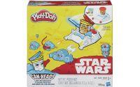 Play Doh Star Wars dvojbalení kelímků Luke Skywalker a Snowtrooper