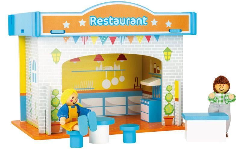Restaurace s příslušenstvím