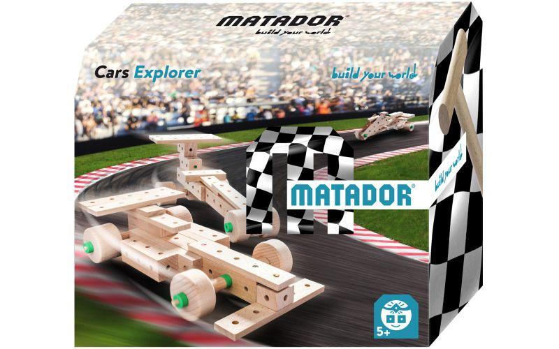 Stavebnice Matador Cars
