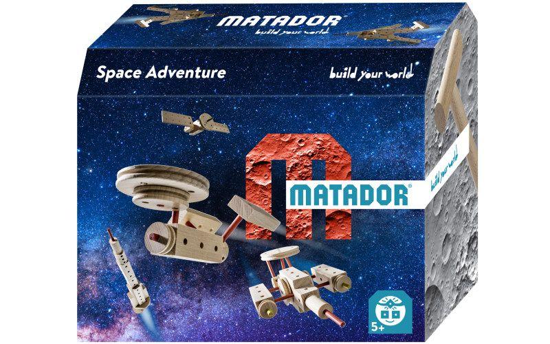Stavebnice Matador Space