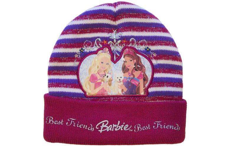 Zimní čepice Barbie Best Friends