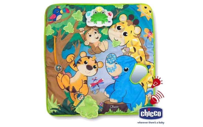 Chicco podložka na hraní džungle