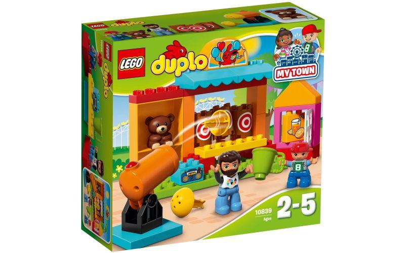 Lego LEGO Duplo 10839 Střelnice
