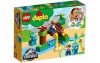 LEGO DUPLO 10879 Jurský svět Gentle Giants Petting Zoo