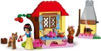 LEGO Juniors 10738 Sněhurčina chaloupka v lese