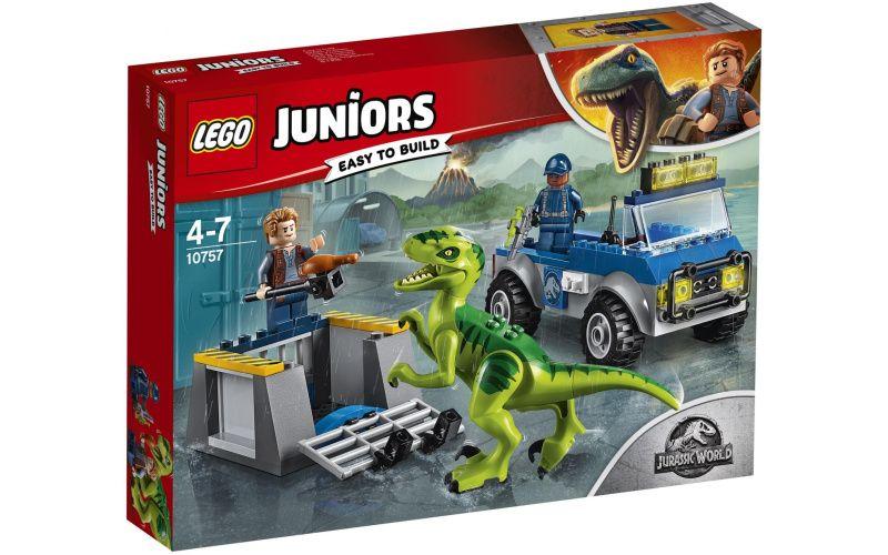 LEGO Juniors 10757 Jurský svět Raptor Rescue Truck