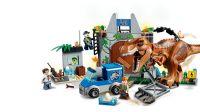 LEGO Juniors 10758 Jurský svět T. rex Breakout