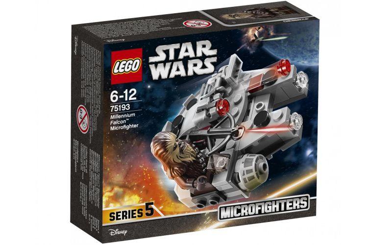 LEGO Star Wars 75193 Mikrostíhačka Millennium Falcon