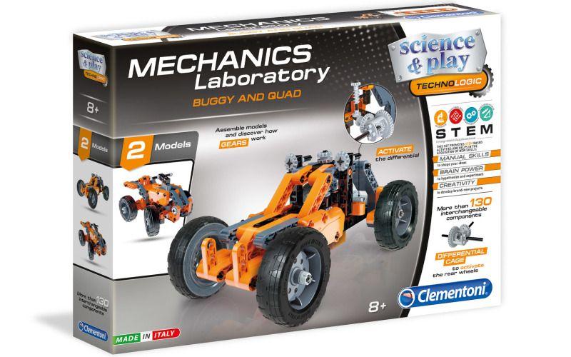 Mechanická laboratoř - Buggy & Quad