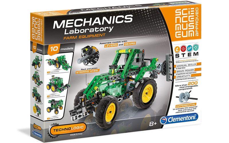 Mechanická laboratoř - Zemědělská technika