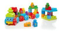 Mega Bloks First Builders 123 naučný vláček
