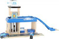 Policejní stanice s příslušenstvím