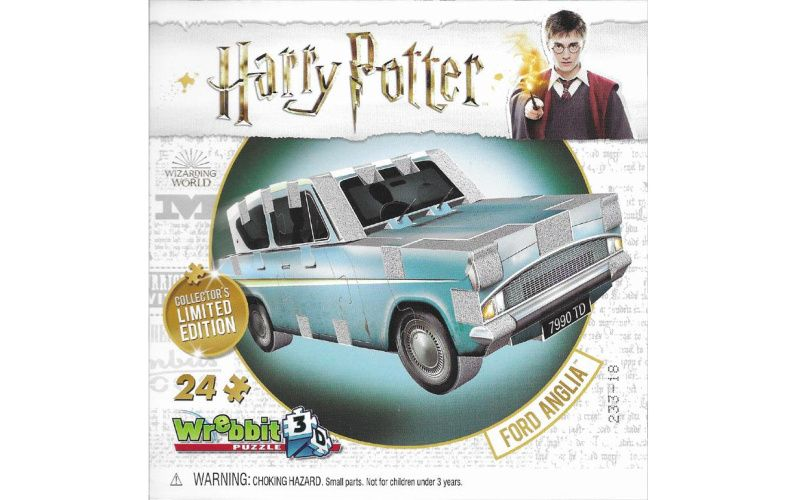 3D puzzle Harry Potter Ford Anglia 24 dílků