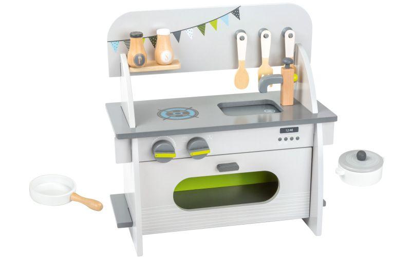 Dřevěná kuchyňka Compact