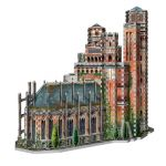 Game of Thrones - 3D Puzzle The Red Keep 845 dílků