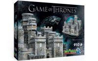 Game of Thrones - 3D Puzzle Winterfell 910 dílků