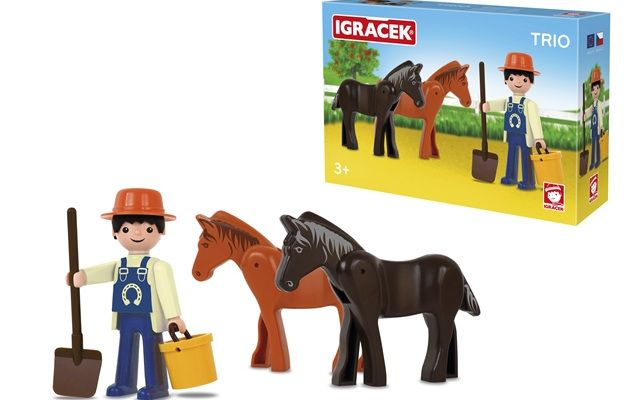 IGRÁČEK TRIO - Farma