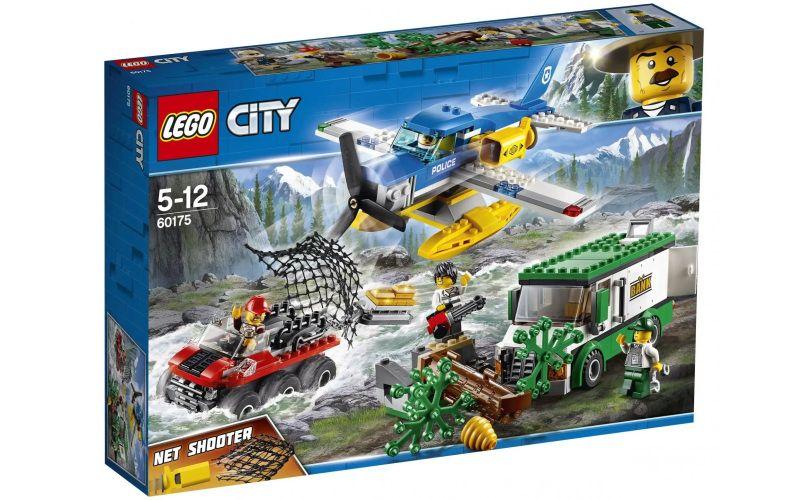 LEGO City 60175 Loupež na horské řece