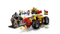 LEGO City 60186 Důlní těžební stroj