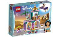 LEGO Disney 41161 Palác dobrodružství Aladina a Jasmíny